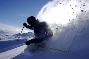 winter ski akureyri