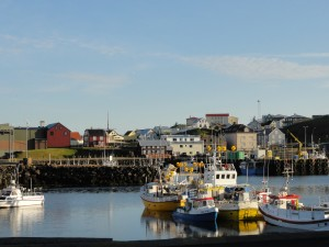 harbour stykkisholmur west boats