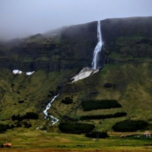 snaefellsness.waterfall