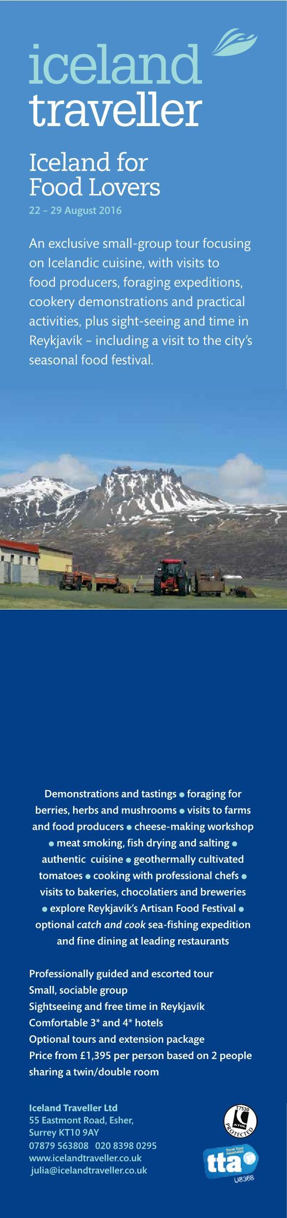 Iceland for Food Lovers Brochure_1-2