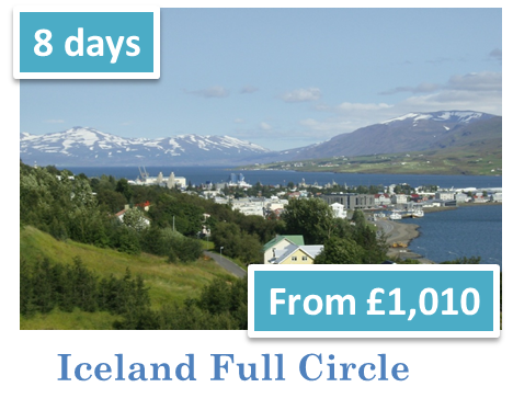 Iceland Full Circle