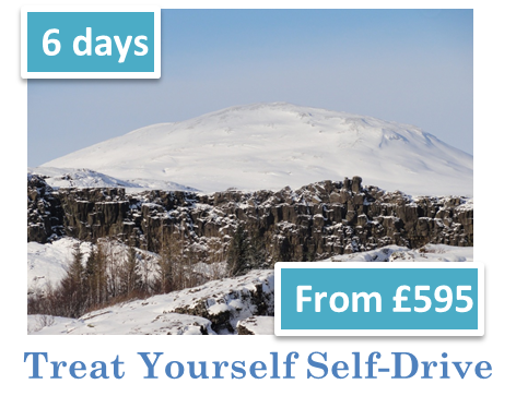 """Treat Yourself"" Winter Self-Drive"