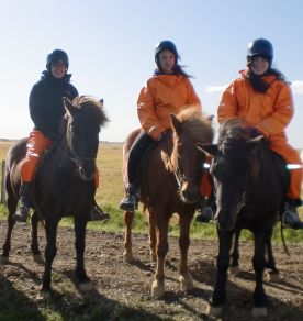 horseriding group