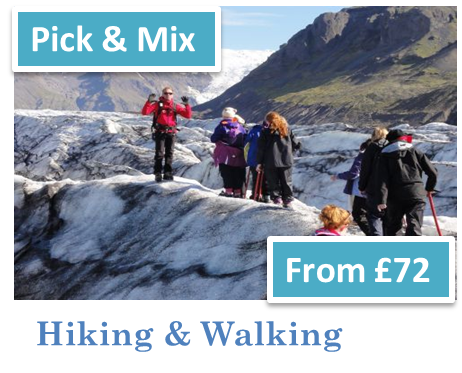 Hiking & Walking