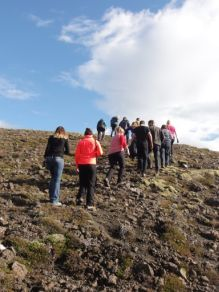 CPD3 walking hiking  group