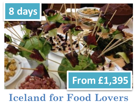 Iceland for Food Lovers