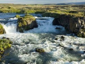 arfossar.N.Iceland