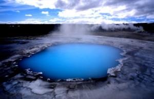 geothermal springs hot