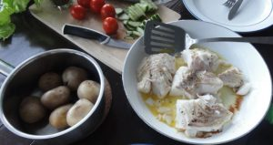 Reykjavik food lunch fish