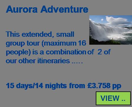 Aurora Adventure North And South