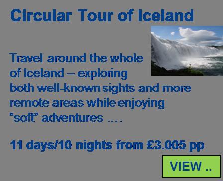Circular Tour of Iceland