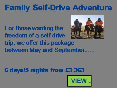 Family Self Drive Adventure