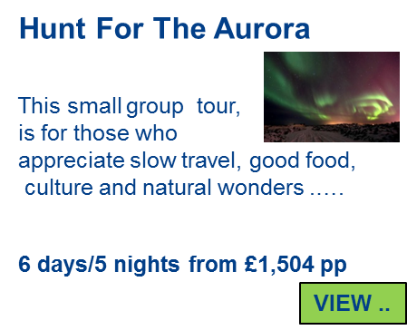 Hunt For The Aurora