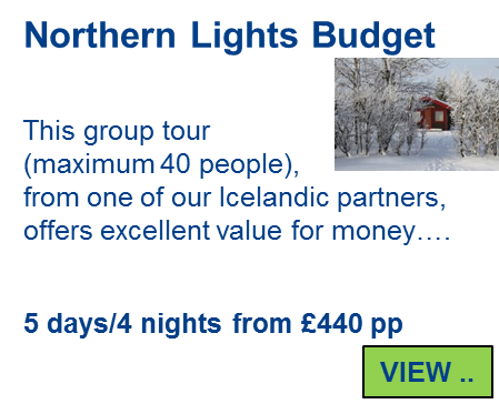 Northern Lights Budget Break