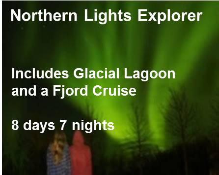 Northern Lights Explorer