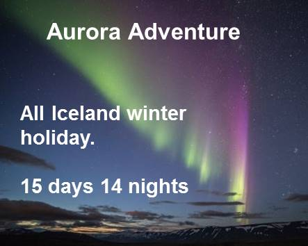 Aurora Adventure North And South