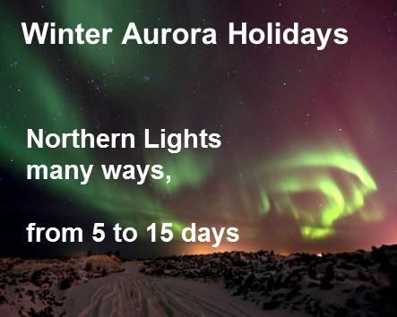 Winter Aurora Holidays