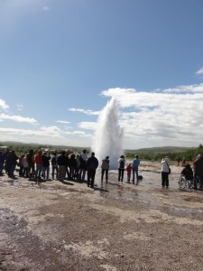strokkur geyser golden circle
