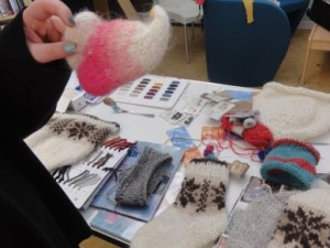Craft; knitting.workshop