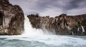 Aldeyjarfoss.in.North.Iceland