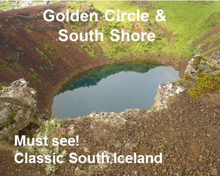 All Golden Circle & South Iceland Sightseeing